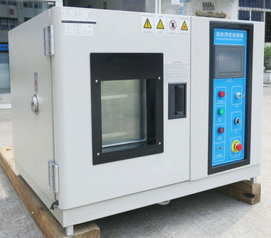Desktop Temperature Humidity Environmental Test Chamber With French Tecumseh Compressor