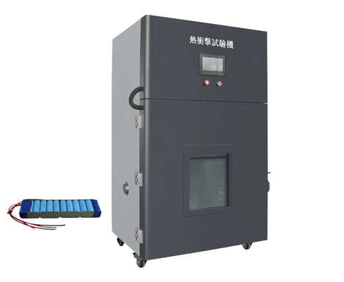 IEC 62133 Clause 7.3.5 / 8.3.4 Battery Thermal Abuse Tester Testing Battery In A Hot Air Circulation System