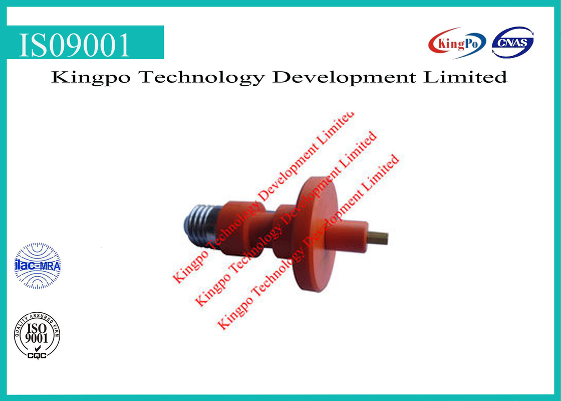 Hardness Steel Lamp Cap Gauge For Testing Contact - Making 7006-22A-5