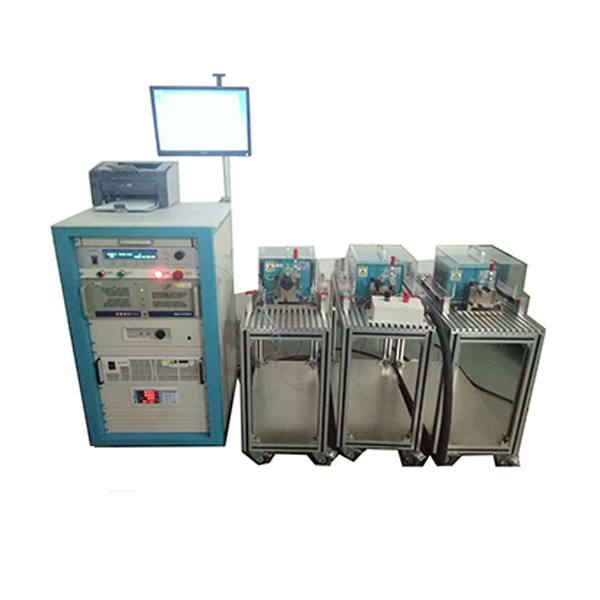 800w 400w 80w Aviation Electric Motor Testing System , Online Test System