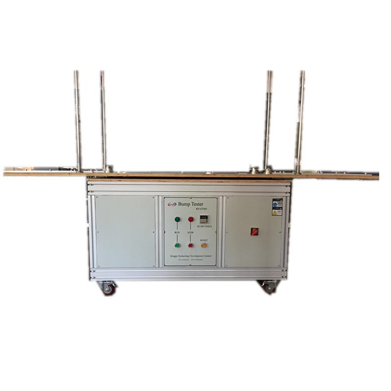 Bump Test Machine , IT Test Equipment For Electronic Apparatus Testing , Max Load 100kg